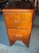 2 Drawer Oak Filing Cabinet 2 Drawer Oak Filing Cabinet