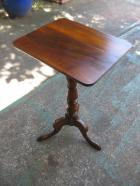 Victorian Walnut Wine Table Victorian Walnut Wine Table